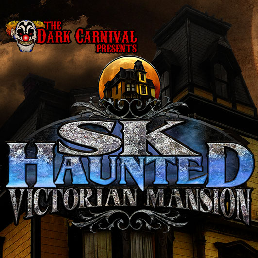 Gardner Haunted House: SK Haunted Victorian Mansion In Gardner, MA